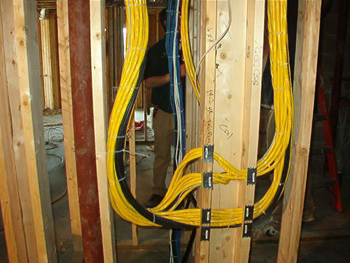 home innovation technologies - prewiring services